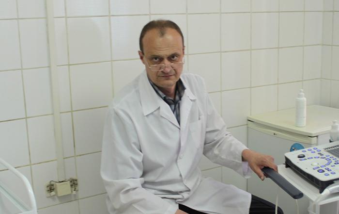 Макарочкин Сергей Петрович