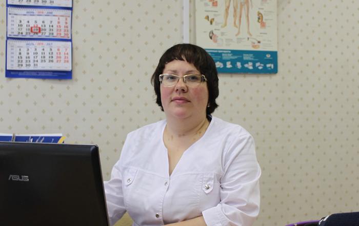 Тейхриб Наталья Альбертовна